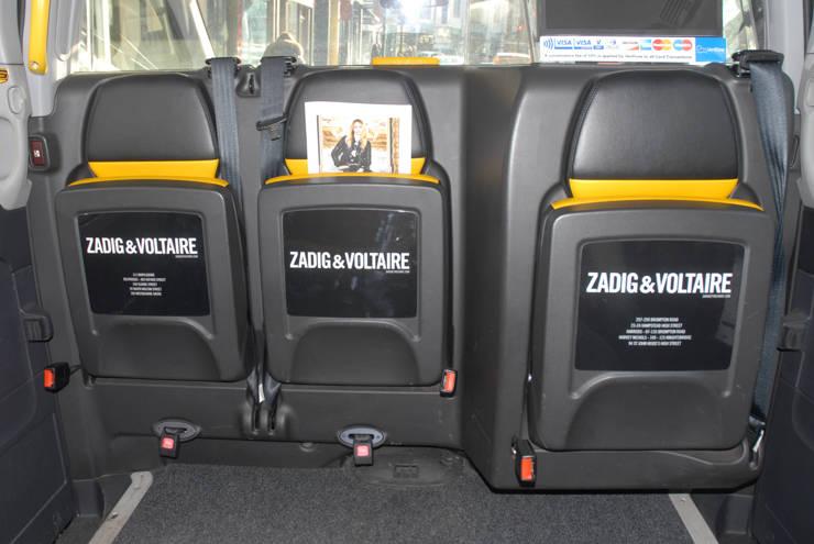 2015 Ubiquitous campaign for Zadig & Voltaire - Zadig & Voltaire