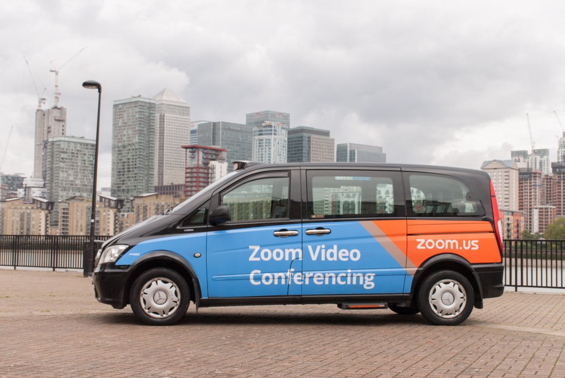 2017 Ubiquitous campaign for Zoom Video Communications - ZOOM VIDEO CONFERENCING