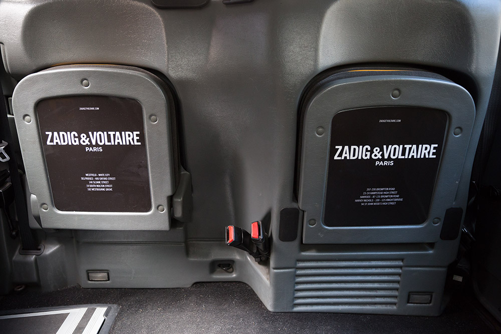 2016 Ubiquitous campaign for Zadig & Voltaire - This is Zadig!